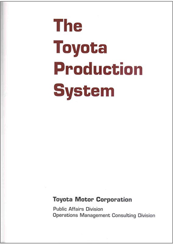2 JIT KLMANAGEMENT The Toyota Production System