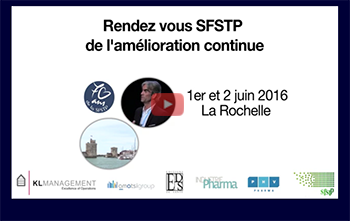 11 PHARMA SFSTP LA ROCHELLE 2016 KLMANAGEMENT
