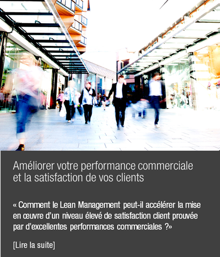 Image du mois Juin 2016, Think tank Lean Retail Management