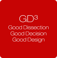 Good dissection, Good decision, Good Design